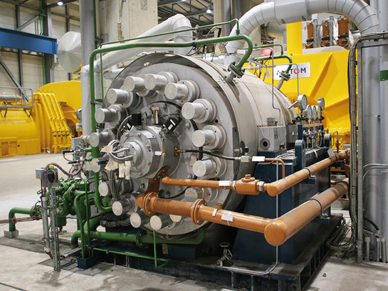 Pipe Cleaning Systems for Power Plants